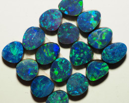 5.06 CTS PARCEL OF CALIBRATED LIGHTNING RIDGE OPALS NN541