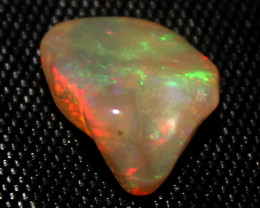 3.75 Crt Natural Ethiopian FreeForm Welo Fire Opal Carvin 217