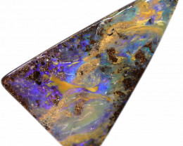 97.05 CTS BOULDER OPAL STONE FROM WINTON  [BMA8012]