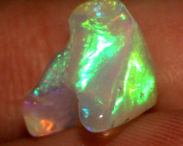 2.90 Crt Natural Ethiopian FreeForm Welo Fire Opal Carvin 221