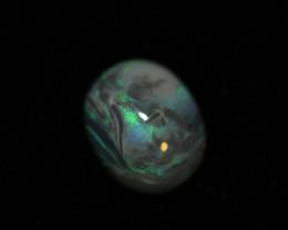 Lightning ridge dark opal