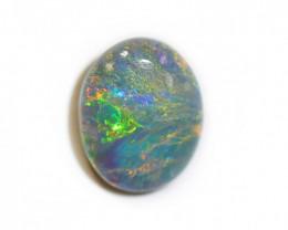 1.65CT Semi Black Crystal Opal Stone [CS46]