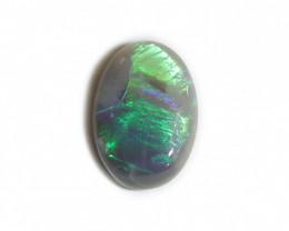 1.7CT  Semi Black Crystal Opal Stone [CS45]