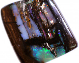 15.85 CTS BOULDER OPAL STONE FROM WINTON  [BMA8019]