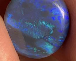 BLACK OPAL;  4.2 CTs of Lightning Ridge Black Opal, #1026