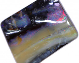 58.00 CTS BOULDER OPAL STONE FROM WINTON  [BMA8040]