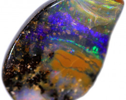 87.75 CTS BOULDER OPAL STONE FROM WINTON  [BMA8038]