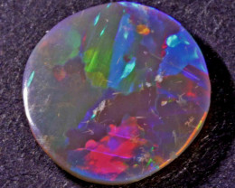 FREE SHIPPING  1.55 CTS  BLACK OPAL FROM LR -