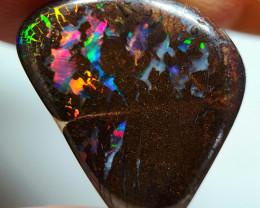 5.25 cts Boulder Opal Yowah Stone F62