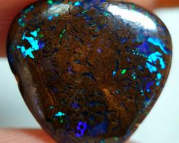 3.10 cts Boulder Opal Yowah Stone F63
