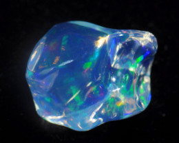 6.53ct Bright Carved Mexican Opal