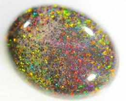 5.50 Cts Collectors Andamooka opal cut 80's OPJ 2299