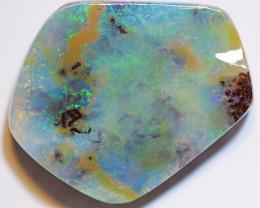 17.01 carats  Boulder Opal Polished ANO 721