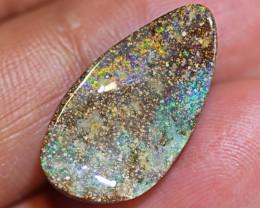 7.64 carats  Boulder Opal Polished ANO 729