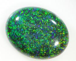 12.00 Cts Collectors Andamooka opal cut 80's OPJ 2310
