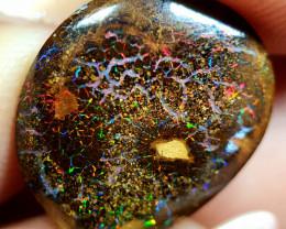 7.35 cts Boulder Opal Yowah Stone F70
