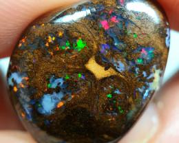 11.95 cts Boulder Opal Yowah Stone F71