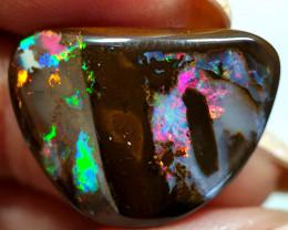 12.55 cts Boulder Opal Yowah Stone F77