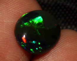 1.35 Crt Natural Ethiopian Welo Fire Smoked Opal 255