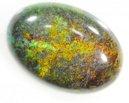 6.10 Cts Collectors Andamooka opal cut 80's OPJ 2313