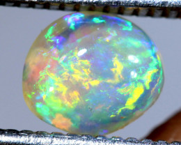 0.61-CTS  CRYSTAL OPALS  POLISHED  STONE L. RIDGE TBO-9697