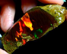 112ct Ethiopian Crystal Rough Specimen Rough / 15S10
