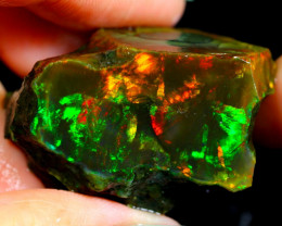 TOP 130ct Ethiopian Crystal Rough Specimen Rough SX37
