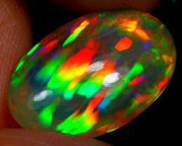 8.40cts Natural Ethiopian Welo Opal / JU56
