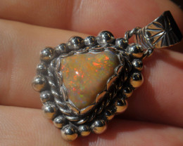 34.60ct Blazing Welo Solid Opal