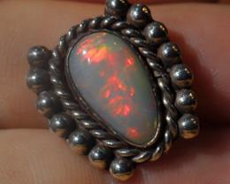 21.91ct Blazing Welo Solid Opal