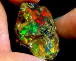 27ct Ethiopian Crystal Rough Specimen Rough / SX52