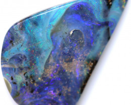 19.35 CTS BOULDER OPAL STONE FROM WINTON  [BMA8082]