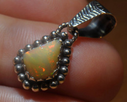9.76ct Blazing Welo Solid Opal