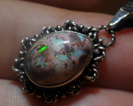 20.68ct Blazing Welo Solid Opal
