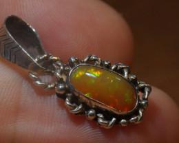 9.02ct Blazing Welo Solid Opal