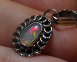 13.85 Blazing Welo Solid Opal