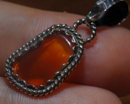 10.44 Blazing Welo Solid Opal