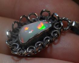 16.13 Blazing Welo Solid Opal
