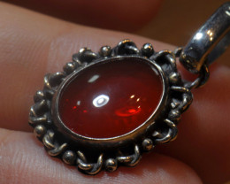 20.72 Blazing Welo Solid Opal