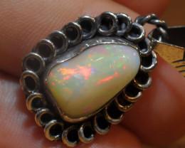 20.30 Blazing Welo Solid Opal