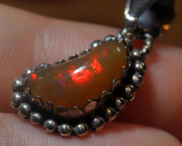 13.37 Blazing Welo Solid Opal