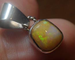 7.66 Blazing Welo Solid Opal