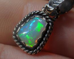 8.06ct Blazing Welo Solid Opal