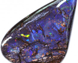 22.60 CTS BOULDER OPAL STONE FROM WINTON  [BMA8091]