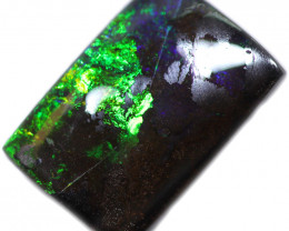 6.45 CTS BOULDER OPAL STONE FROM WINTON  [BMA8093]