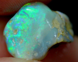 5.40cts Australian Lightning Ridge Opal Rough / 15S61