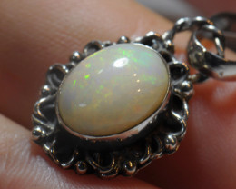 17.51ct Blazing Welo Solid Opal