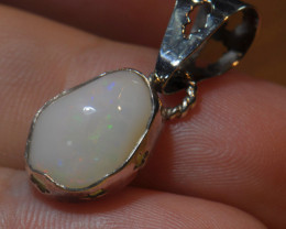 10.51ct Blazing Welo Solid Opal