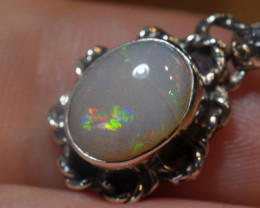 11.36ct Blazing Welo Solid Opal