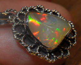 22.19ct Blazing Welo Solid Opal